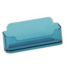 Visitekaarthouder neon blauw Tn20500162
