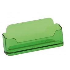 Visitekaarthouder neon groen Tn20500164