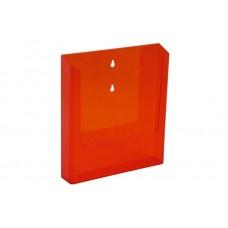Folderbak A4 neon oranje Tn20300360