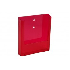 Folderbak A4 neon rood Tn20300361