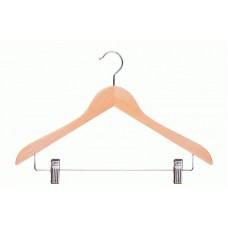 Houten hanger licht geknikt + klemmenlat los Tms7124L