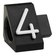 Compact Maxi zwart/wit 4 20st Td18030004