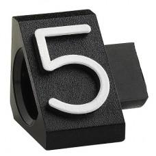 Compact Maxi zwart/wit 5 20st Td18030005
