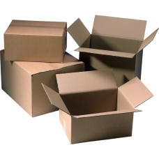 Vouwdoos karton 100x100x100mm 25st Tpk385010