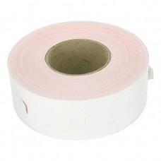 Volgnummerrol rood/roze 2000stuks Td27480106
