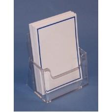 Folderbak A6 transparant Td99160017