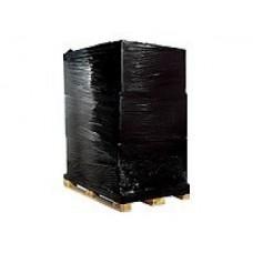 Rek/wikkelfolie 50cm 300m 23my zwart 1x rol Tpk114042L