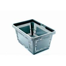Winkelmandje grijs 22 liter Td06000202