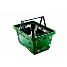 Winkelmandje groen 22 liter Td06000207