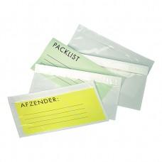 Paklijst envelop transparant onbedrukt A6 1.000st Tpk923803