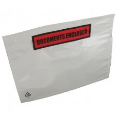 Paklijst envelop 'documents enclosed' A6 1.000st. Tpk923823
