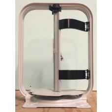 Papierafroller vertikaal grijs 30cm Td13232130