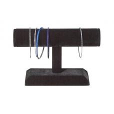 Armbandenpresentatie zwart fluweel Tms5506