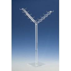 Acryl kettingpresentatie 60cm Tms5471
