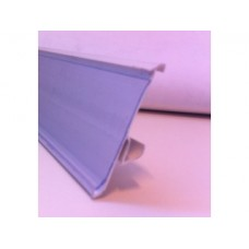 Scanprofiel/prijsstrip 100cm wit Tego Tm44844