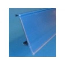 Scanprofiel/prijsstrip 100cm transp. Tego Tm44844TR