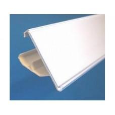 Scanprofiel/prijsstrip 40mm wit voor schap Td20013961