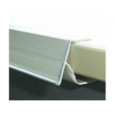 Scanprofiel/prijsstrip 40mm wit voor plank Td20013905