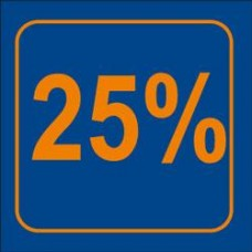Raambiljet 25% Korting Tfr25%