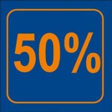 Raambiljet 50% Korting Tfr50%